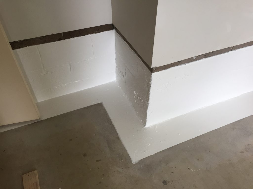 Basement Waterproofing From The Inside